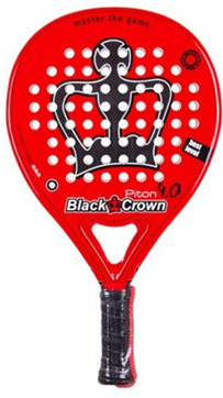 BLACK CROWN PITON 4.0 raquette padel