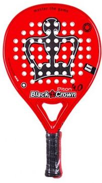 Raquete de tênis PITON 4.0 BLACK CROWN