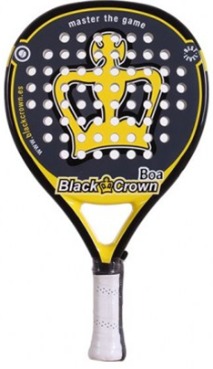 BLACK CROWN UN BOA raquette padel