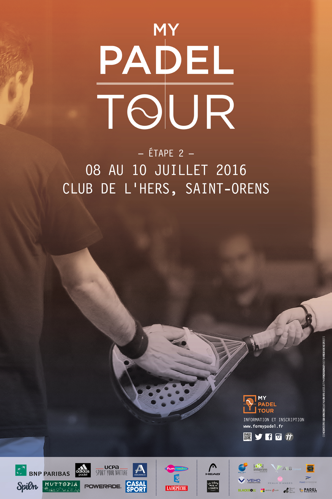Klub ForMyPadel of the her padel