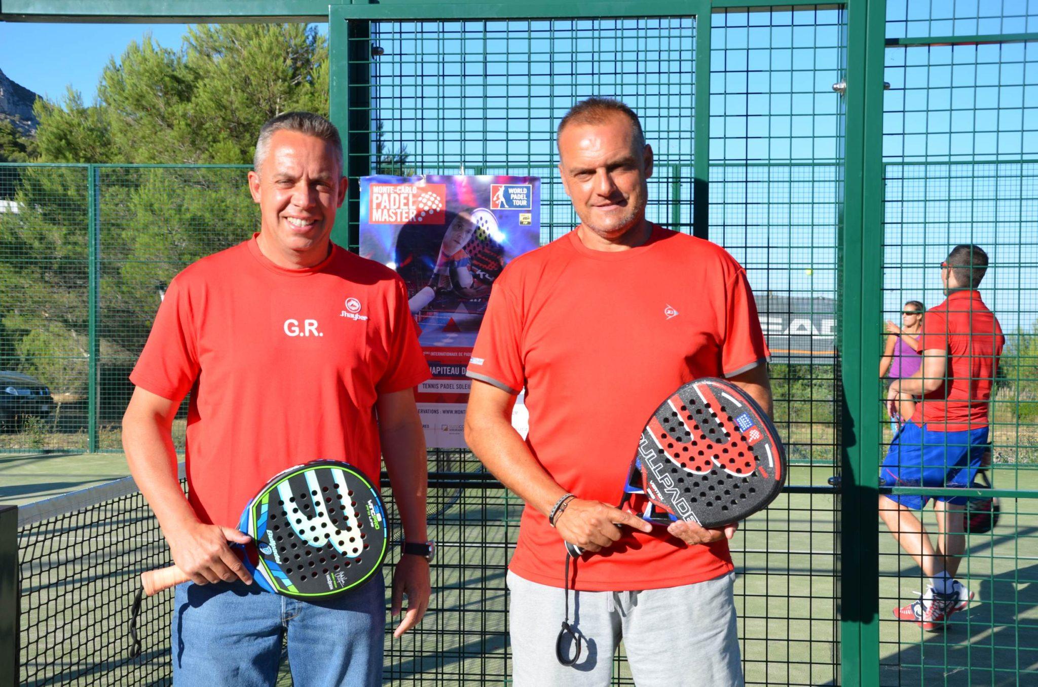 クリスチャン・コランジュ:「テニス/ Padel 太陽はの偉大なアカデミーになります padel