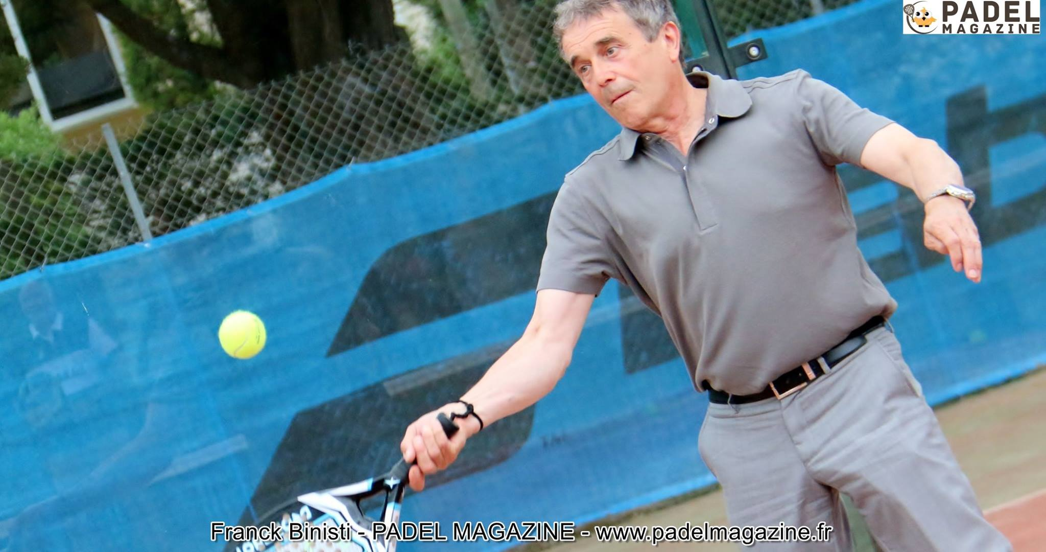 Interview de Jean-Pierre Dartevelle sur la structuration du padel