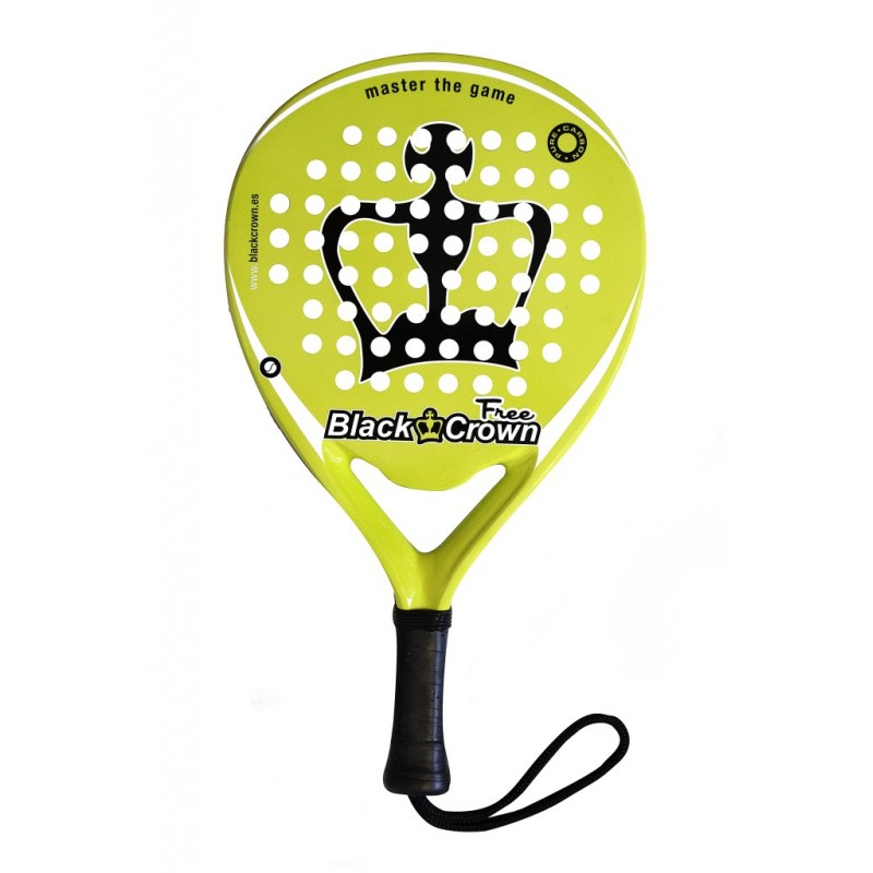 raquette-padel-black-crown-free 2016