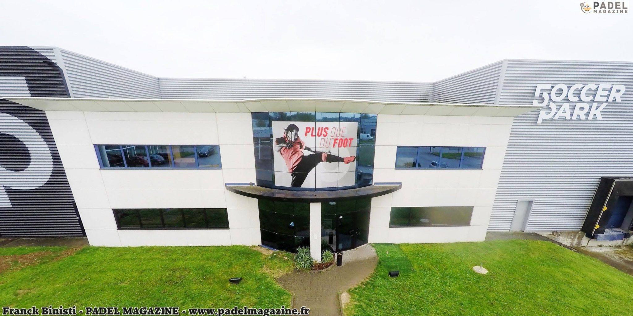 Soccer Park Strasbourg bientôt avec 2 terrains de plus