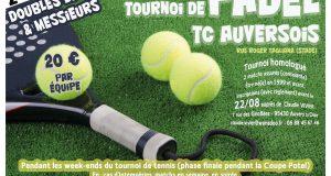 tennis padel auvers