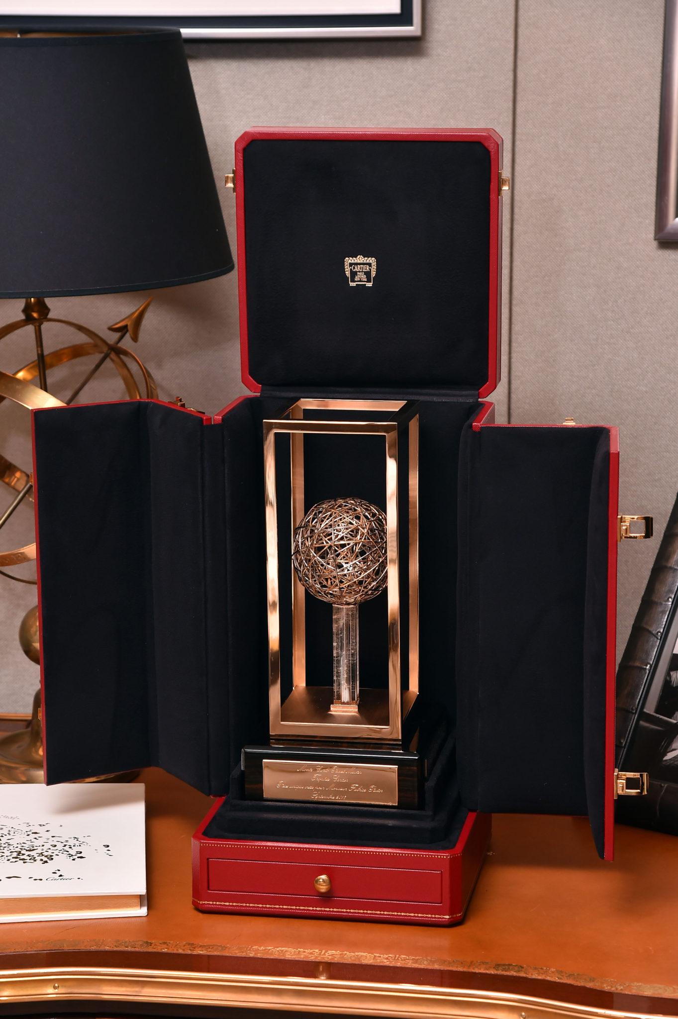 troféu de pastor Monte Carlo