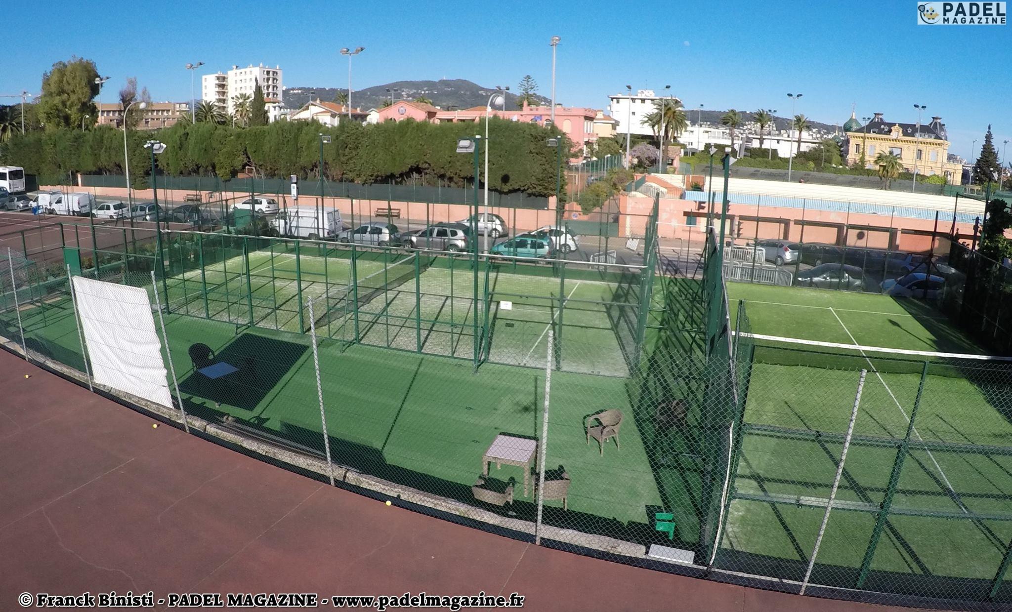 """Le Nice Lauwn Tennis Club : """"un nouveau départ"""""""