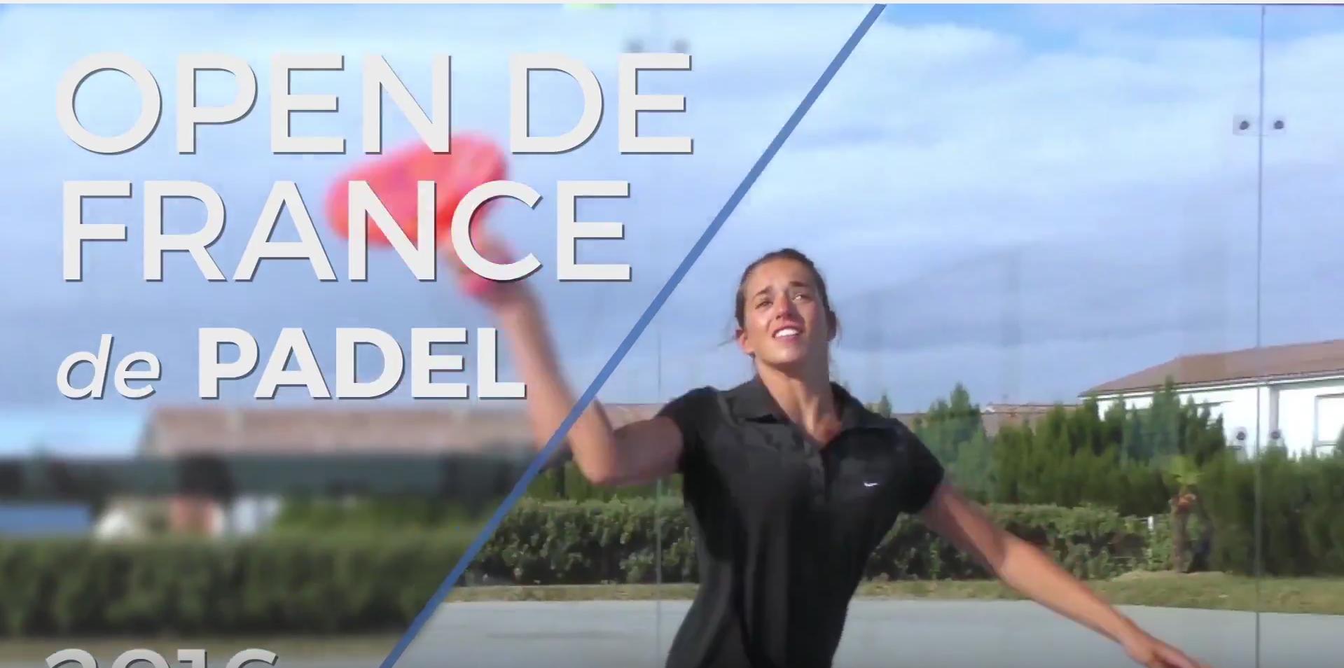 L'Open de France de padel 2016 s'annonce très chaud !