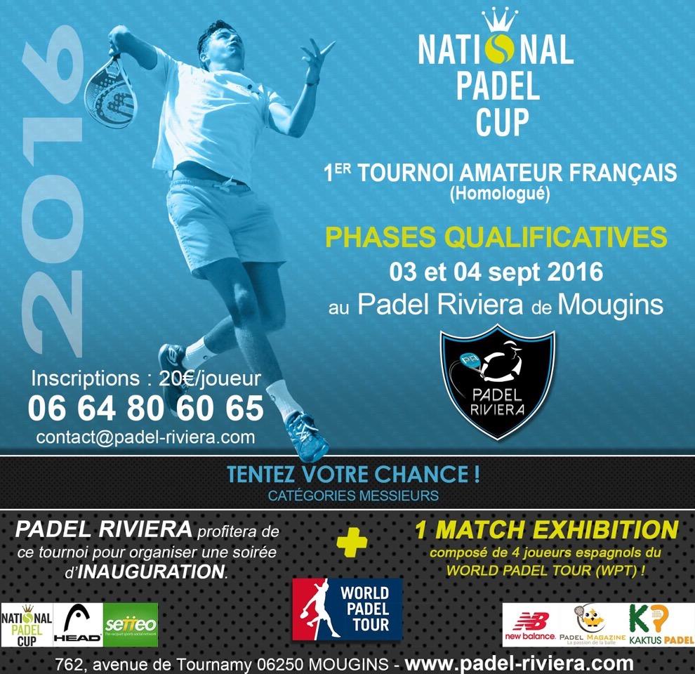 cartel del torneo de septiembre