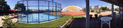 tennis club de bordeaux padel