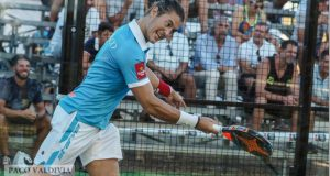 world padel tour padel andoni