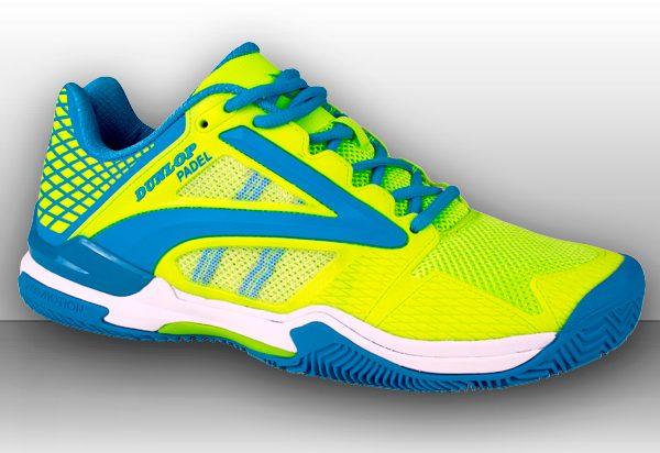 Dunlop se lance dans les chaussures de padel