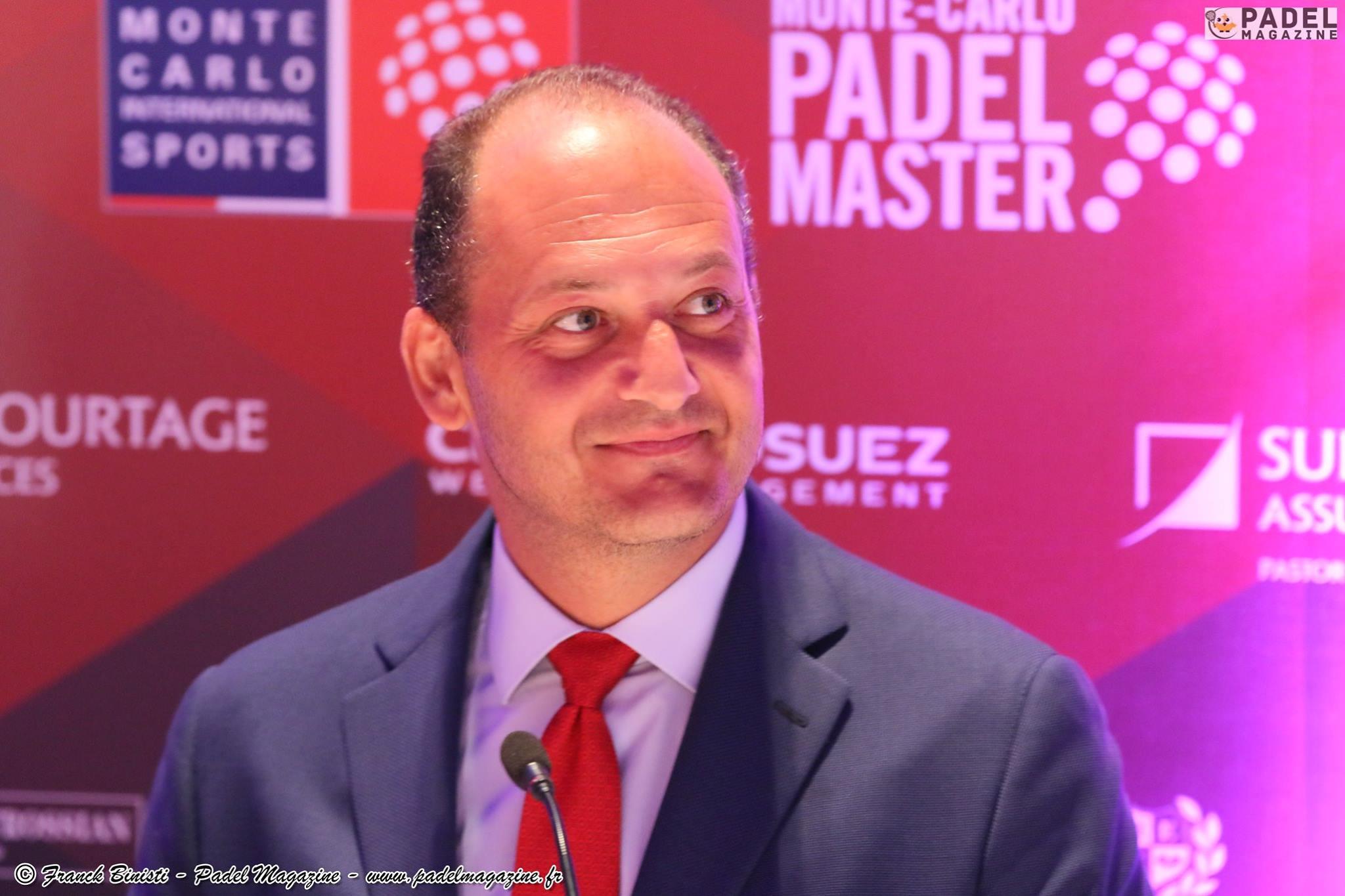 """Fabrice Pastor : """"Aucun rapport avec le WPT. On avance autrement"""""""