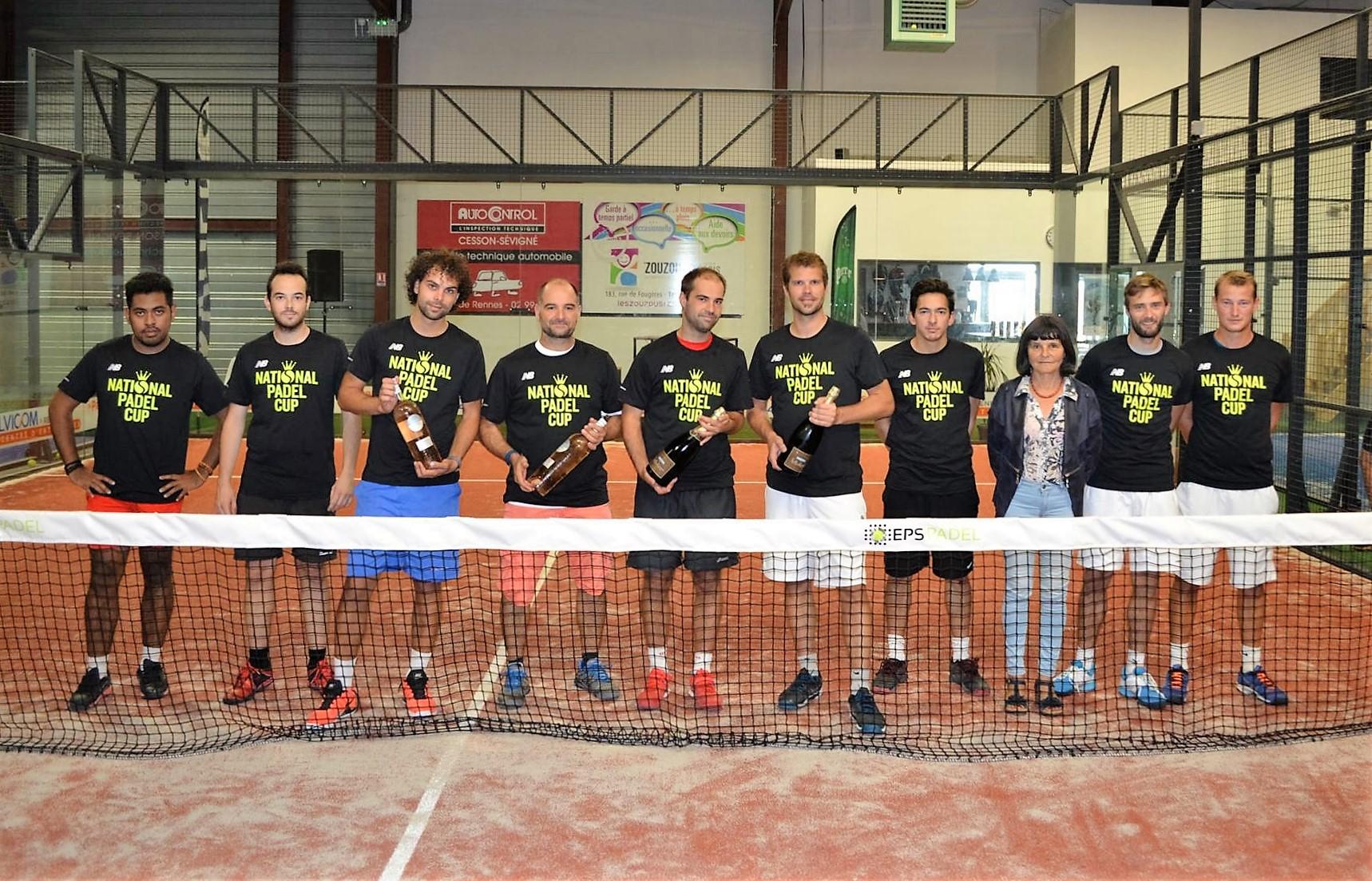 Justin Garnier and Pierre Touzard win the NPC at Spot'In Rennes