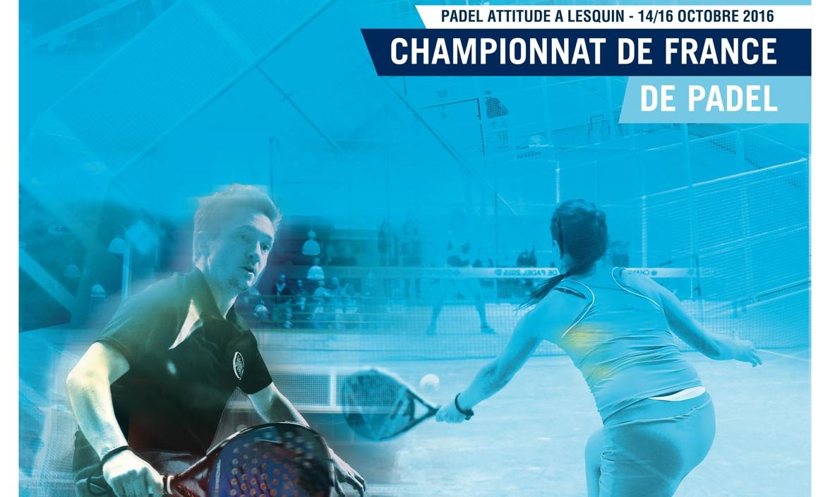 Résultats et programme – Championnats de France de padel
