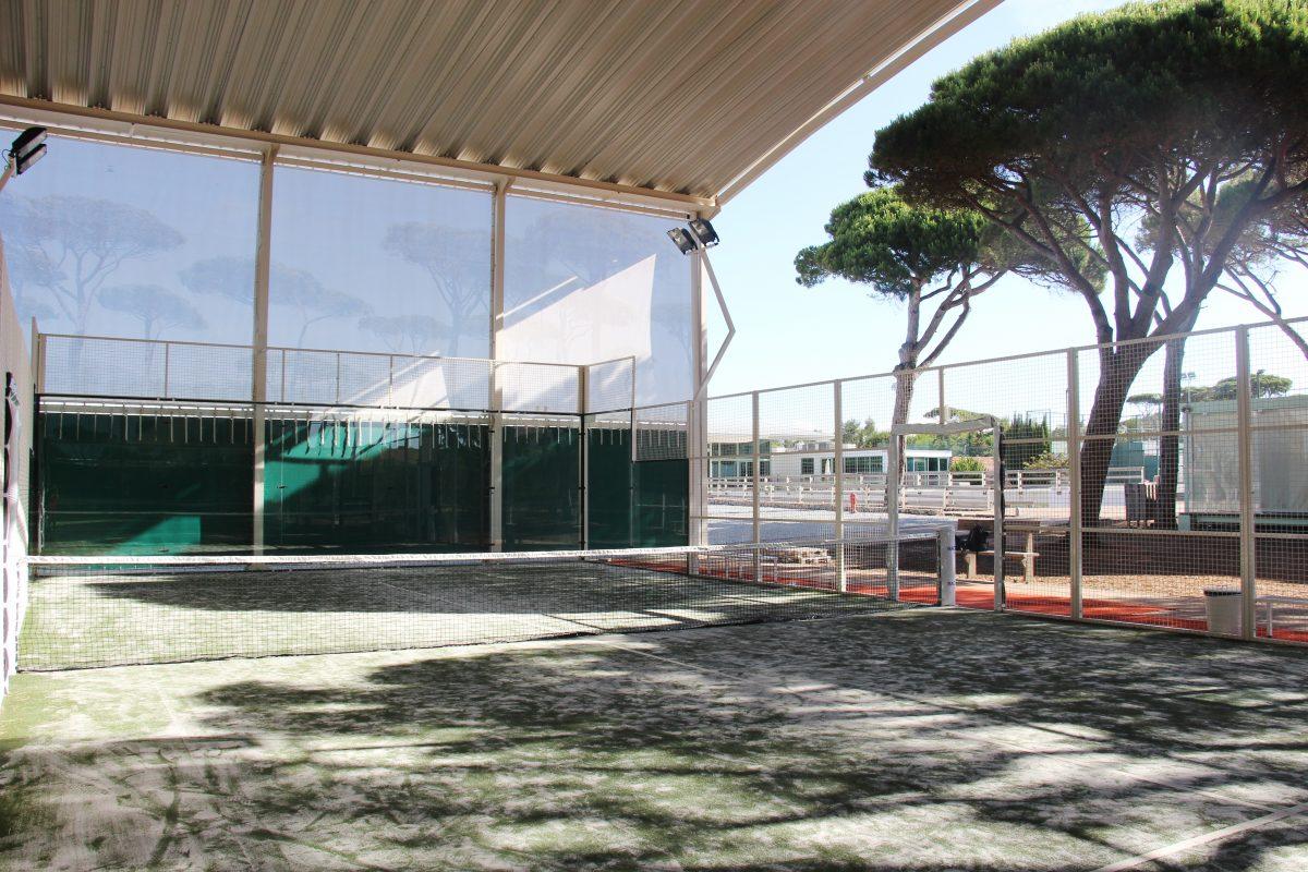 Le mondial de padel à Quinta de Marinha Racket Club