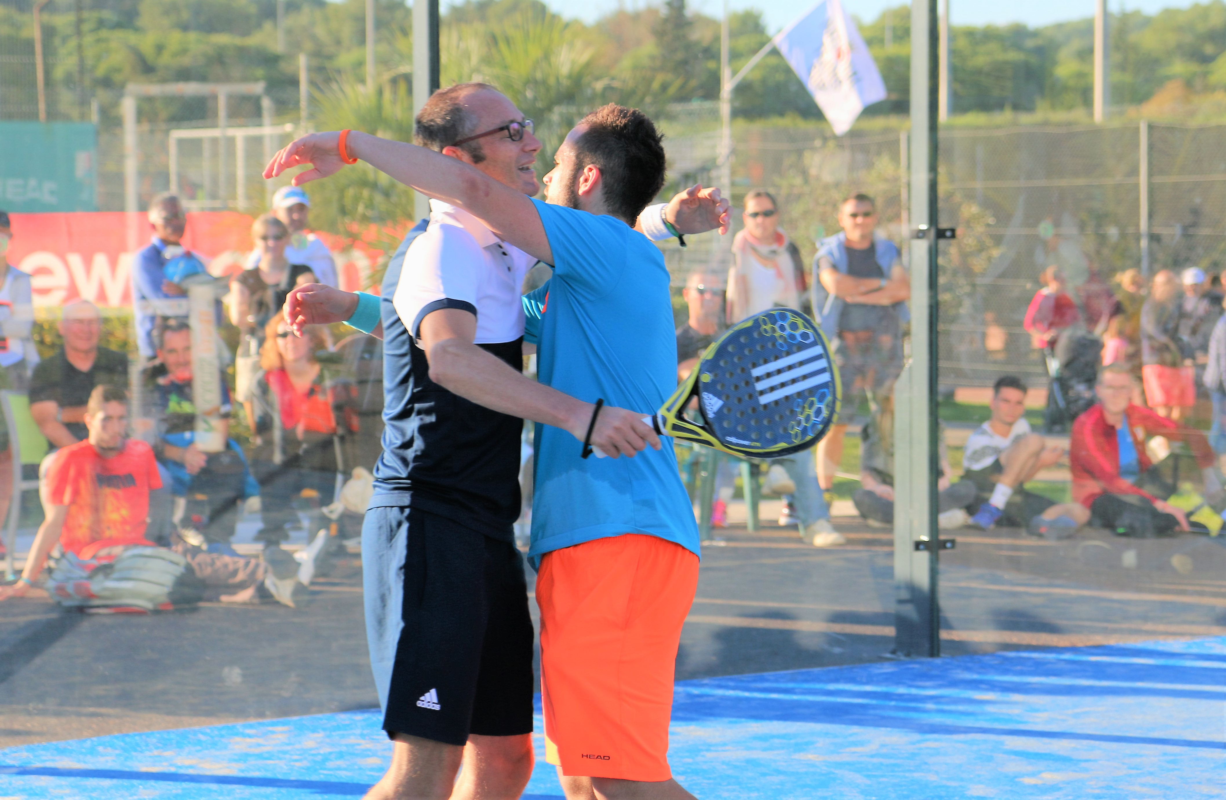 National paddle-cup-mannen
