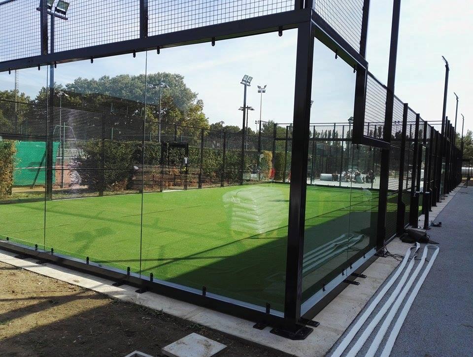 Lou Tennis Padel, le nouveau club en plein Lyon