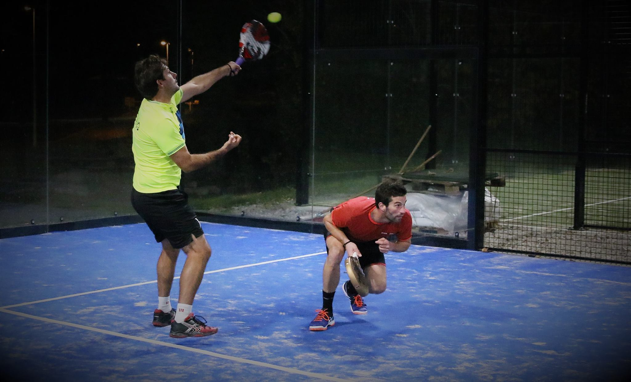 Ferrandez / Salines remporte l'Open du All In Padel Sports