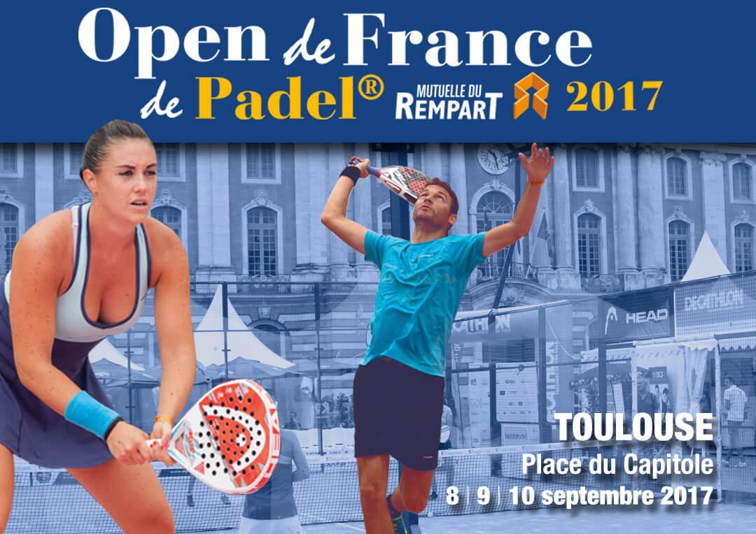 L'Open de France de Padel 2017 8-10 / 09