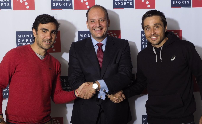 """I """"Tre Re"""" nella squadra sportiva internazionale di Monte-Carlo"""