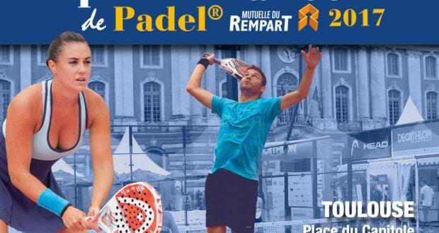 Teaser de l'Open de France de Padel Mutuelle du Rempart 2017