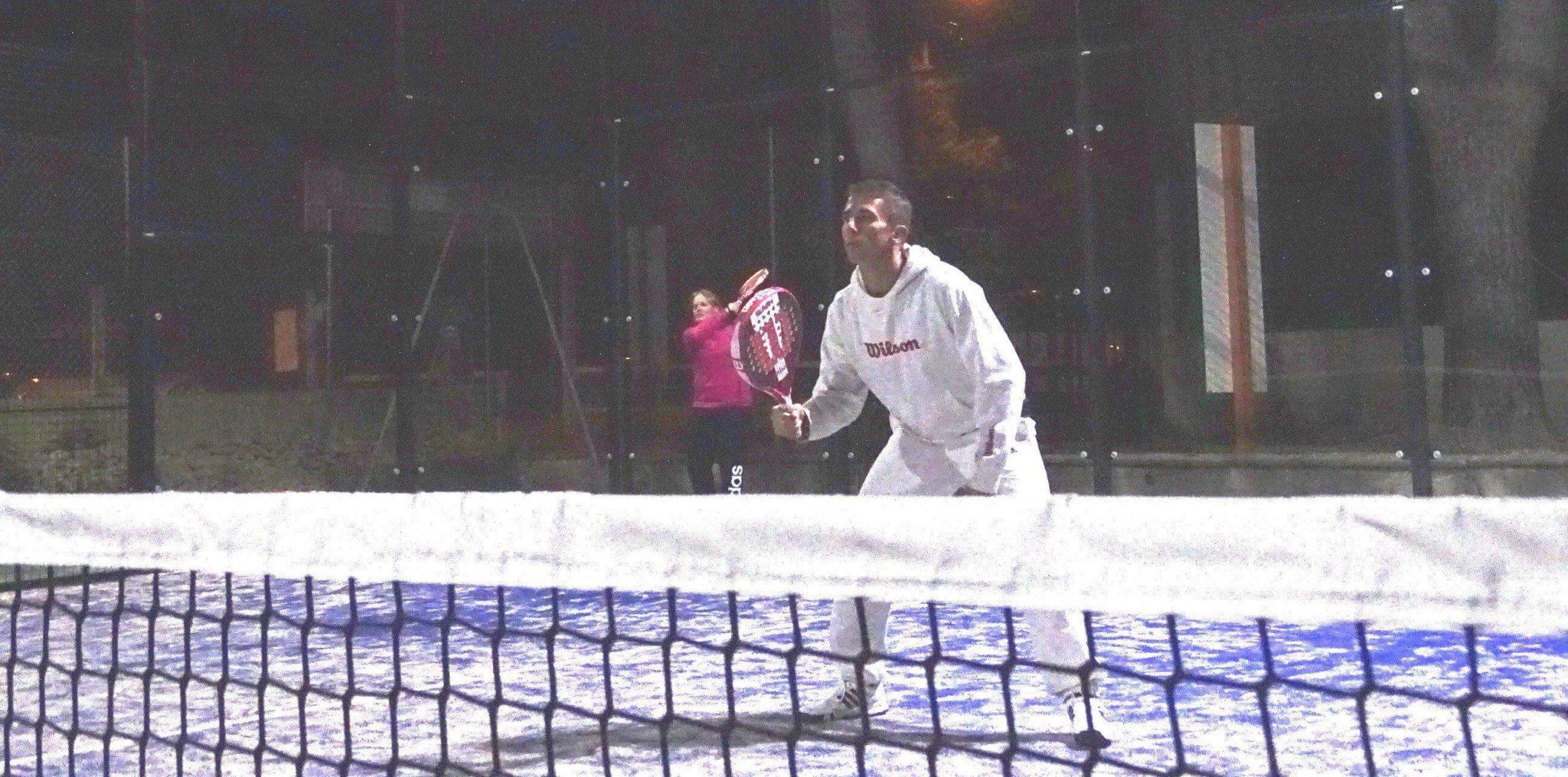 I Nîmes, padel udvikler sig hos Tennis Club Forever Nîmes - Padel