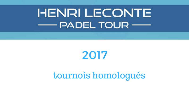 Il Henri Leconte Padel Il tour ritorna nel 2017