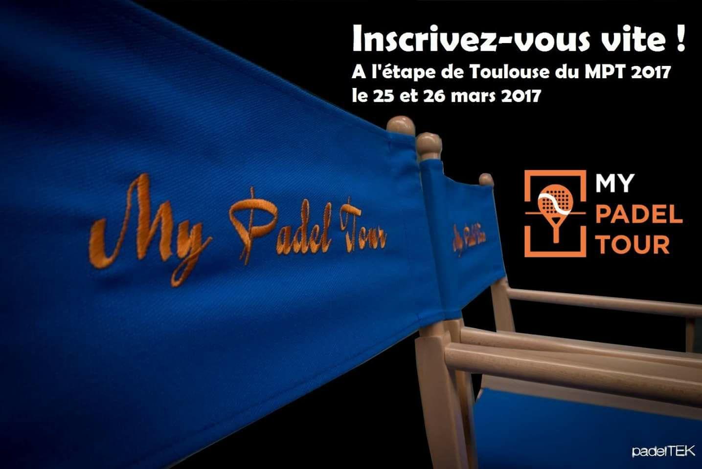 Lancement du My Padel Tour au Toulouse Padel Club