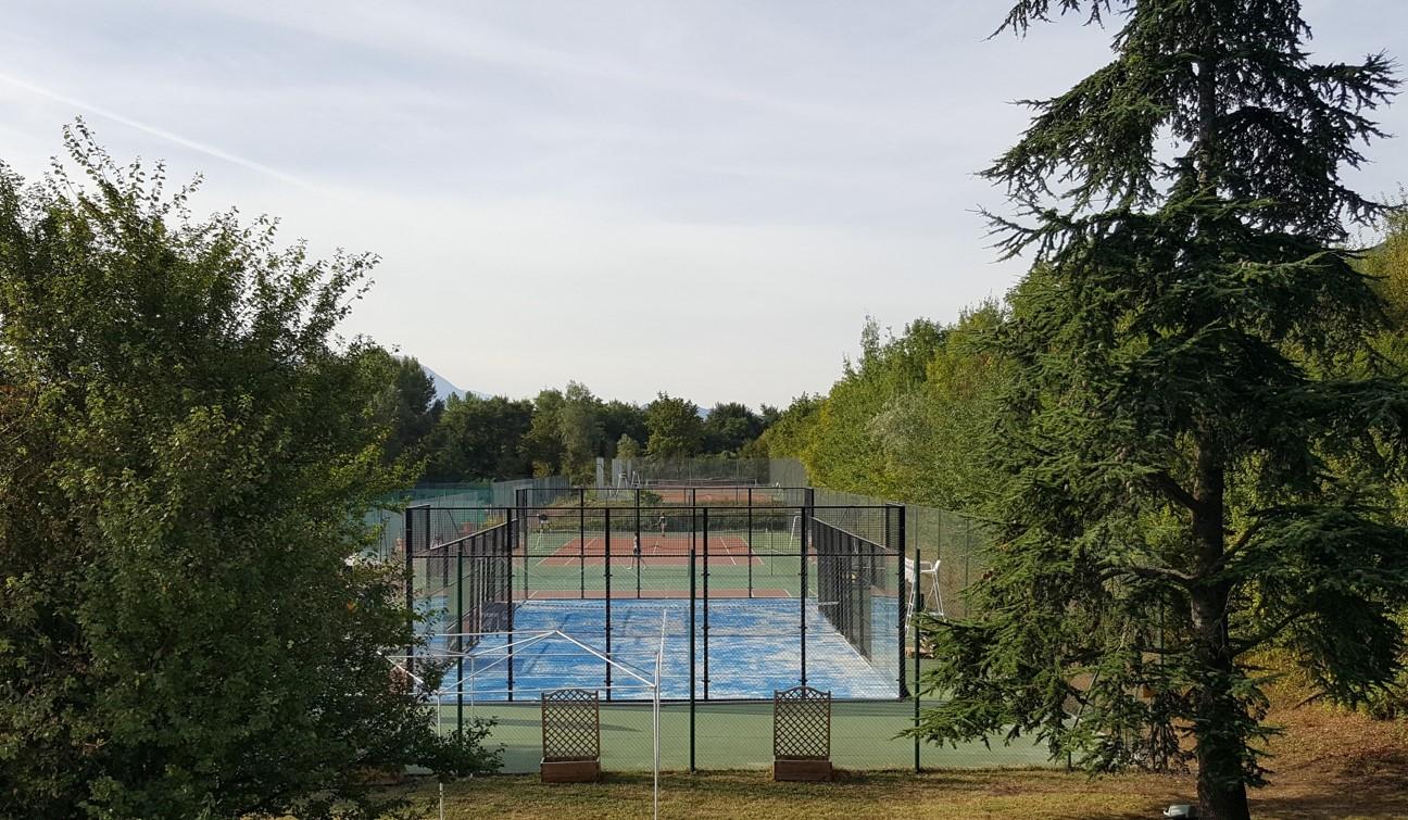 Ligue Dauphiné-Savoie de Tennis se lance dans le padel