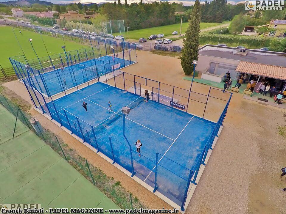 Le Tennis Club de Tarascon prépare sa saison