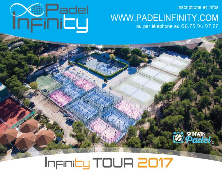 Winwin Padel prépare son Padel Infinity Tour