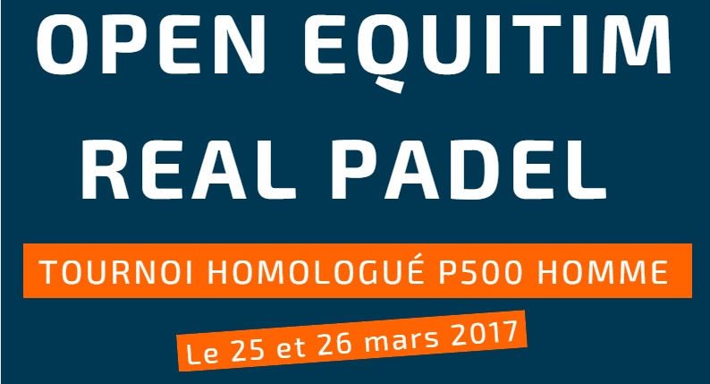 Open Equitim ce we au Real Padel Club