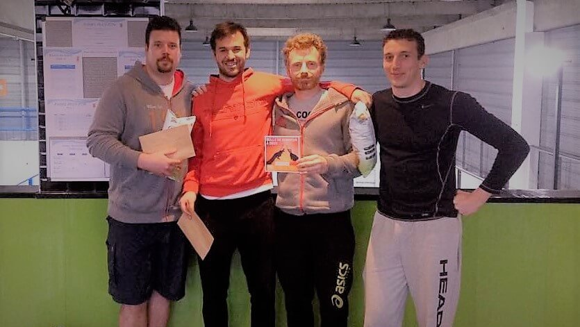 The Open Padel Plus 95 won by Tison / J. Maigret