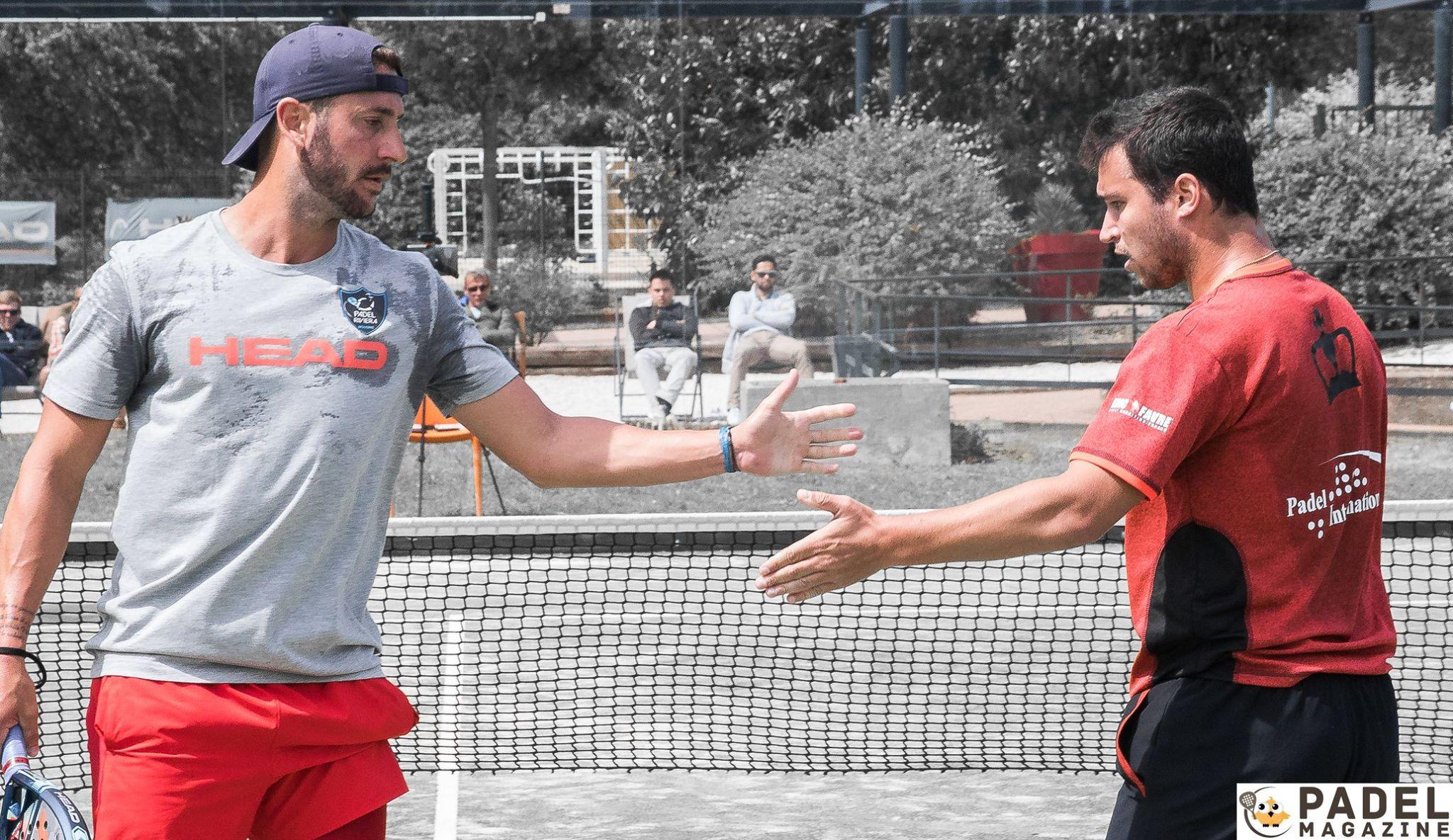 Moreau / Lopes s'impose au HLP du Lou Tennis Parc