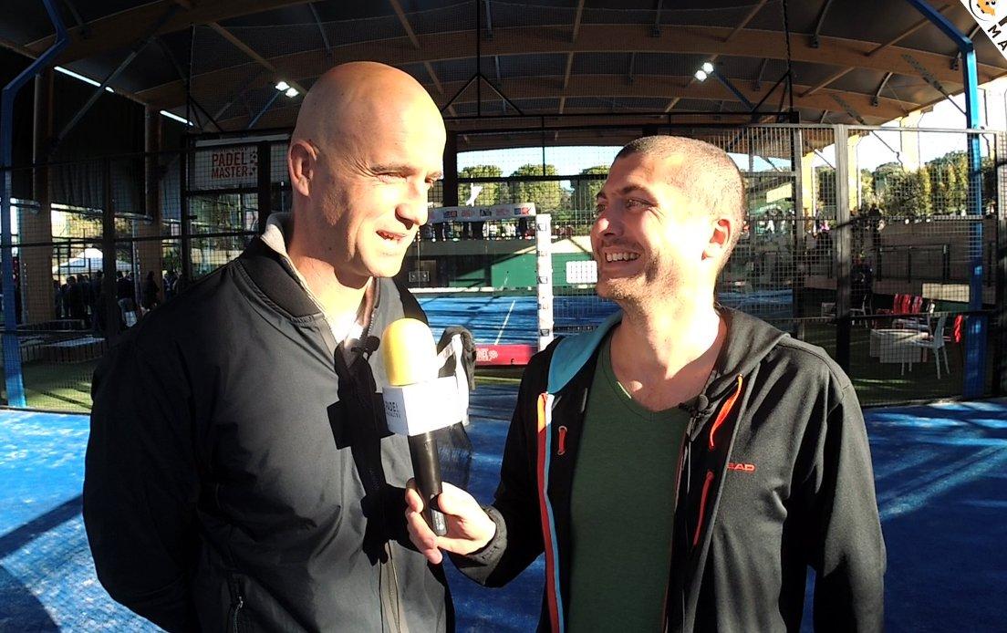 "Ivan Ljubicic: ""Roger Federer segue il padel"""