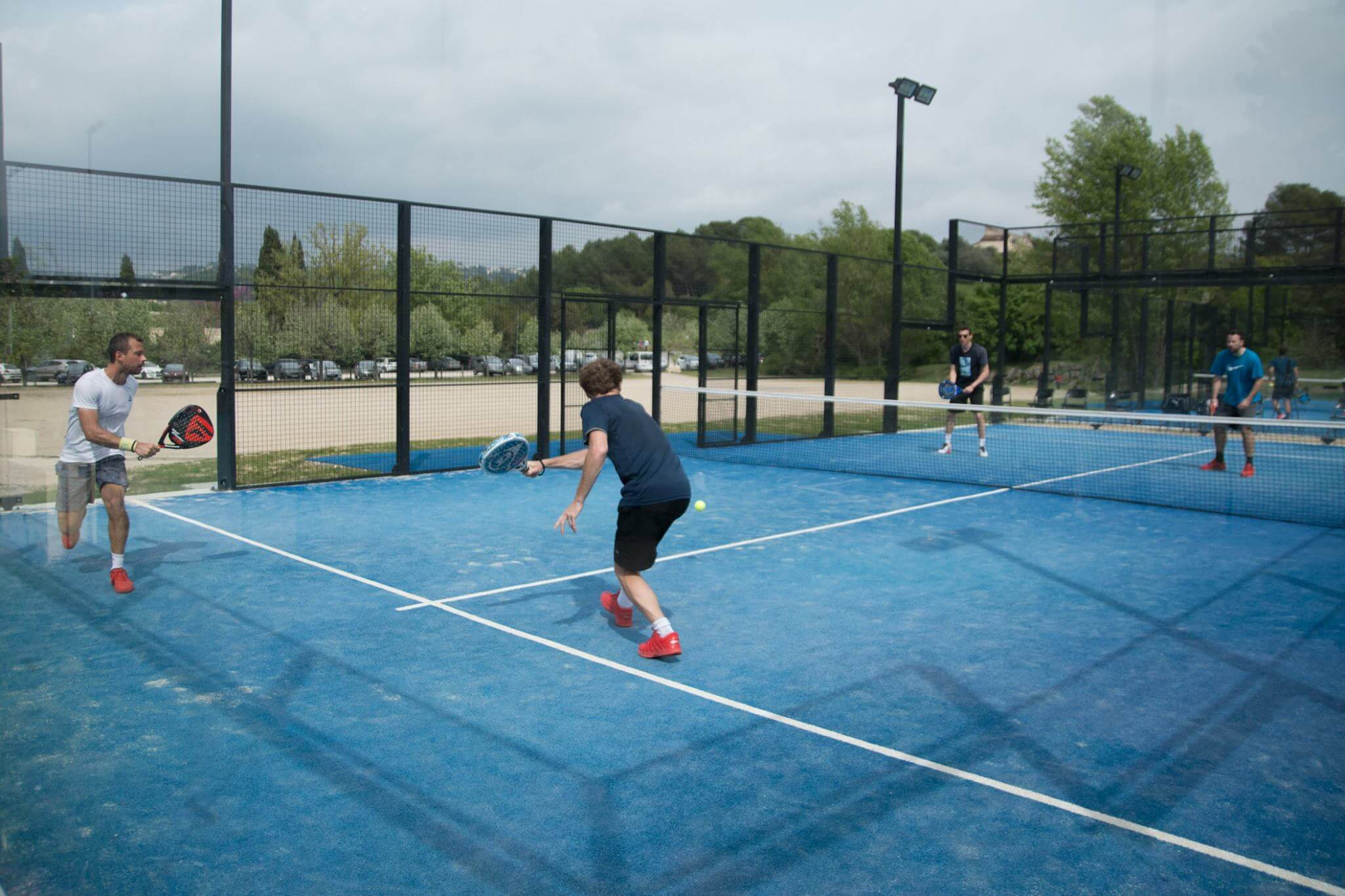 The good qualifiers of the Mouans-Sartoux Open