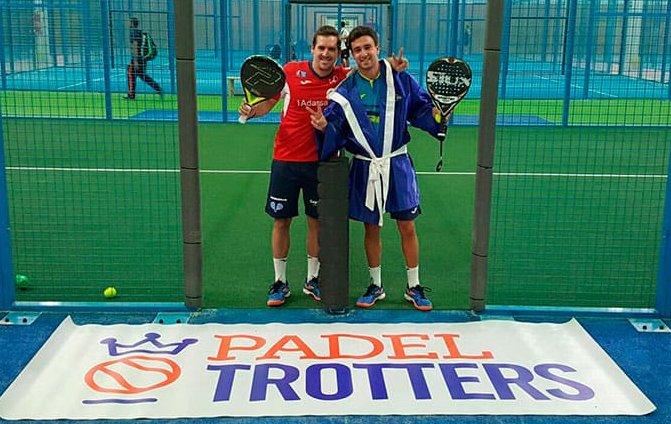 La news Padel Trotters : Aris Patiniotis