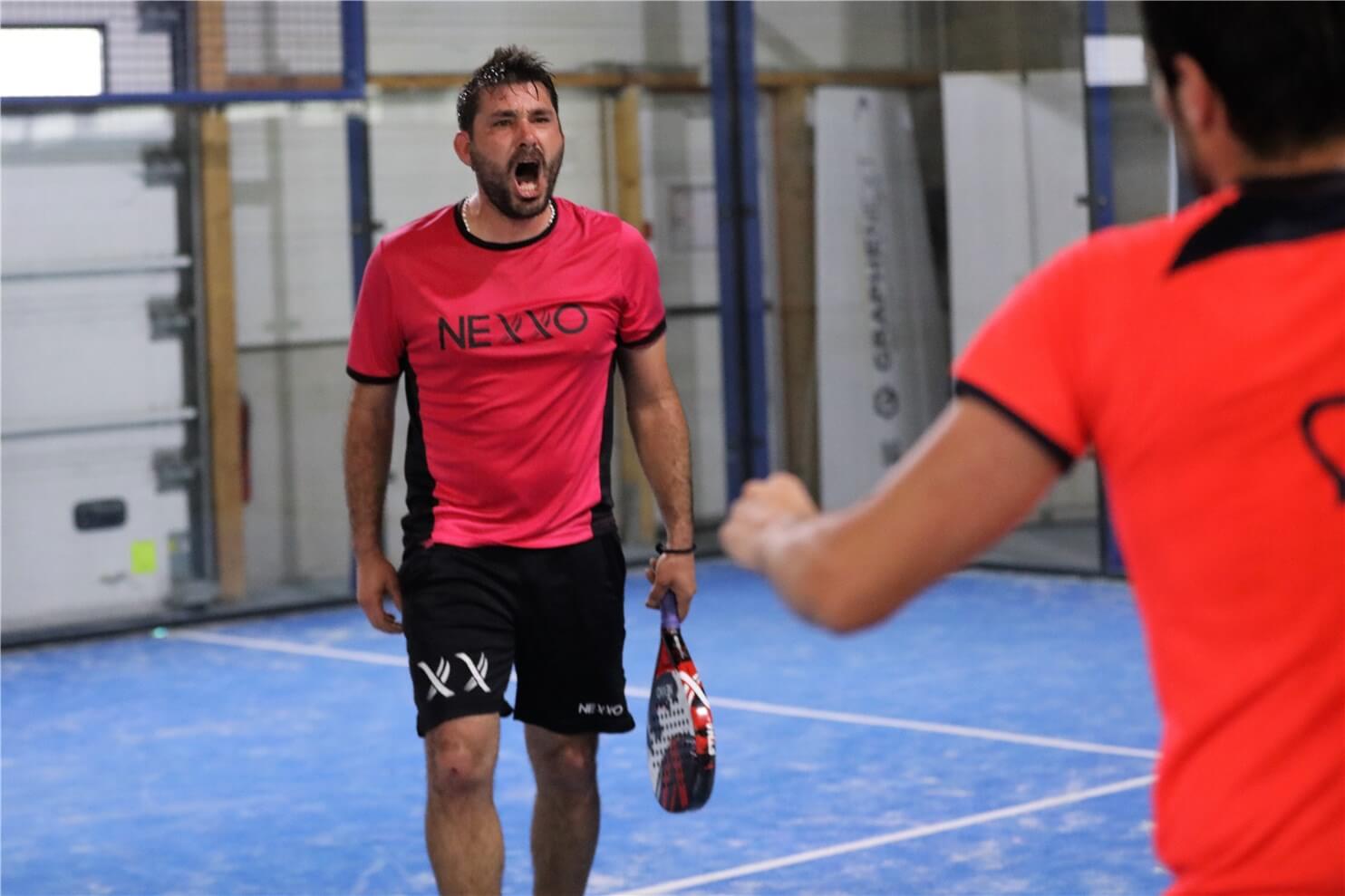 Soffocante! Salines / Ferrandez in finale