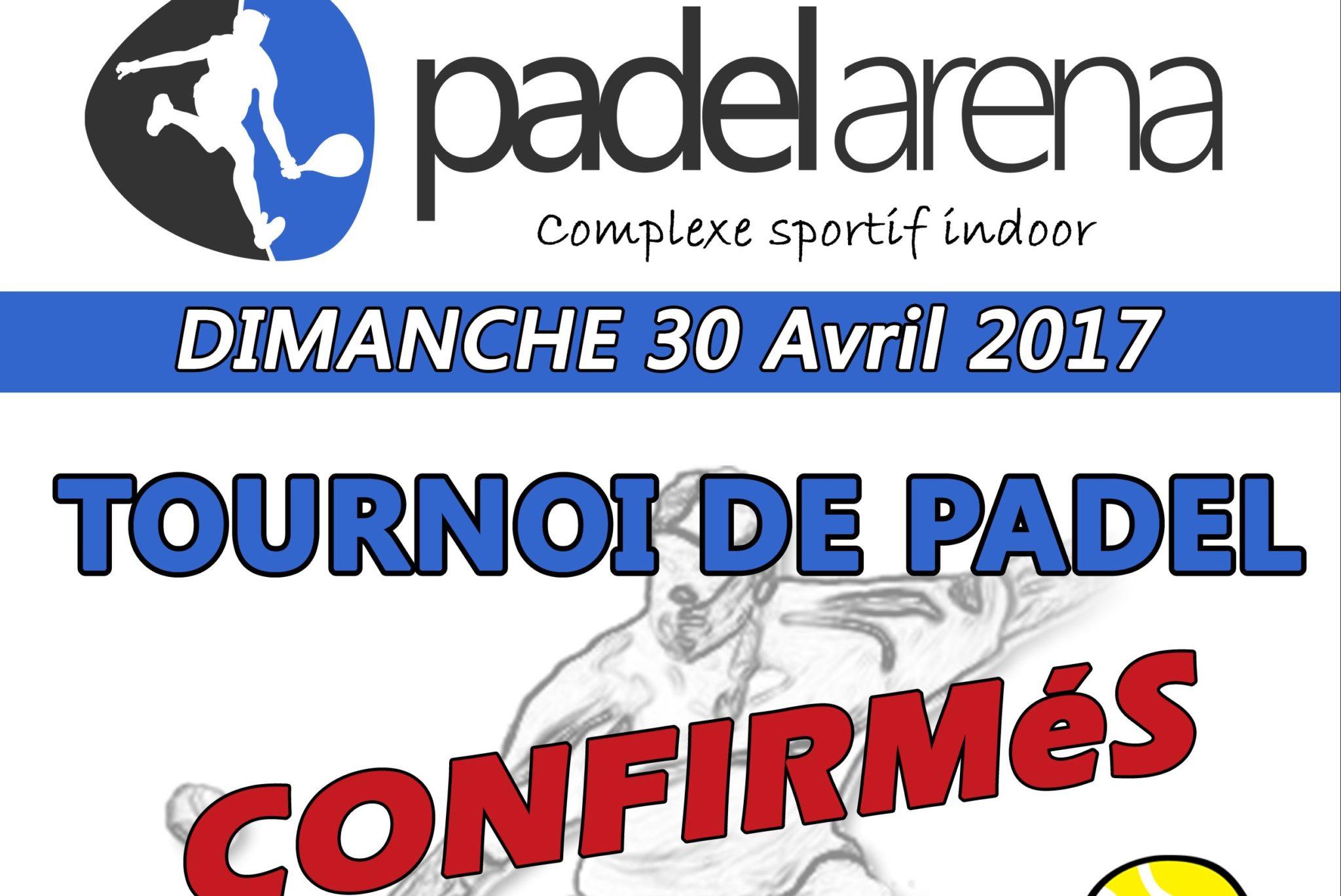 Padel Arena en mode tournoi ce we !