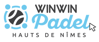 logo winel padel nîmes