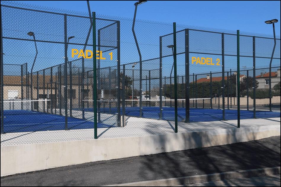 Le Padel Tennis in Fleury lanza sus 2 pistas