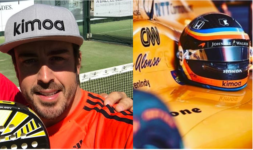 Fernando Alonso quitte la Formule 1 pour le padel