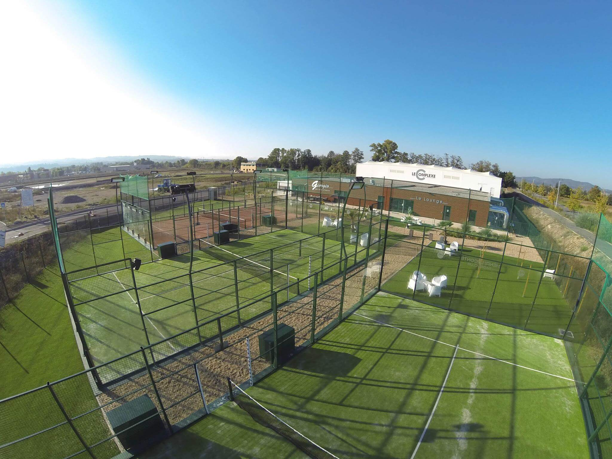 Manosque : berceau du padel en France