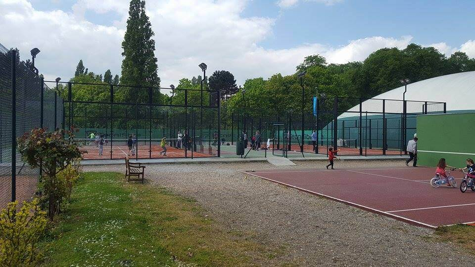 L'AS de Mantes-la-Jolie a enfin son padel !