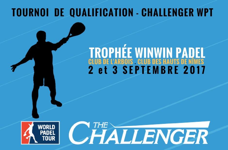 Tournoi de qualification Challenger WPT