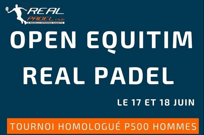 1ère édition Equitim Open au Real Padel Club