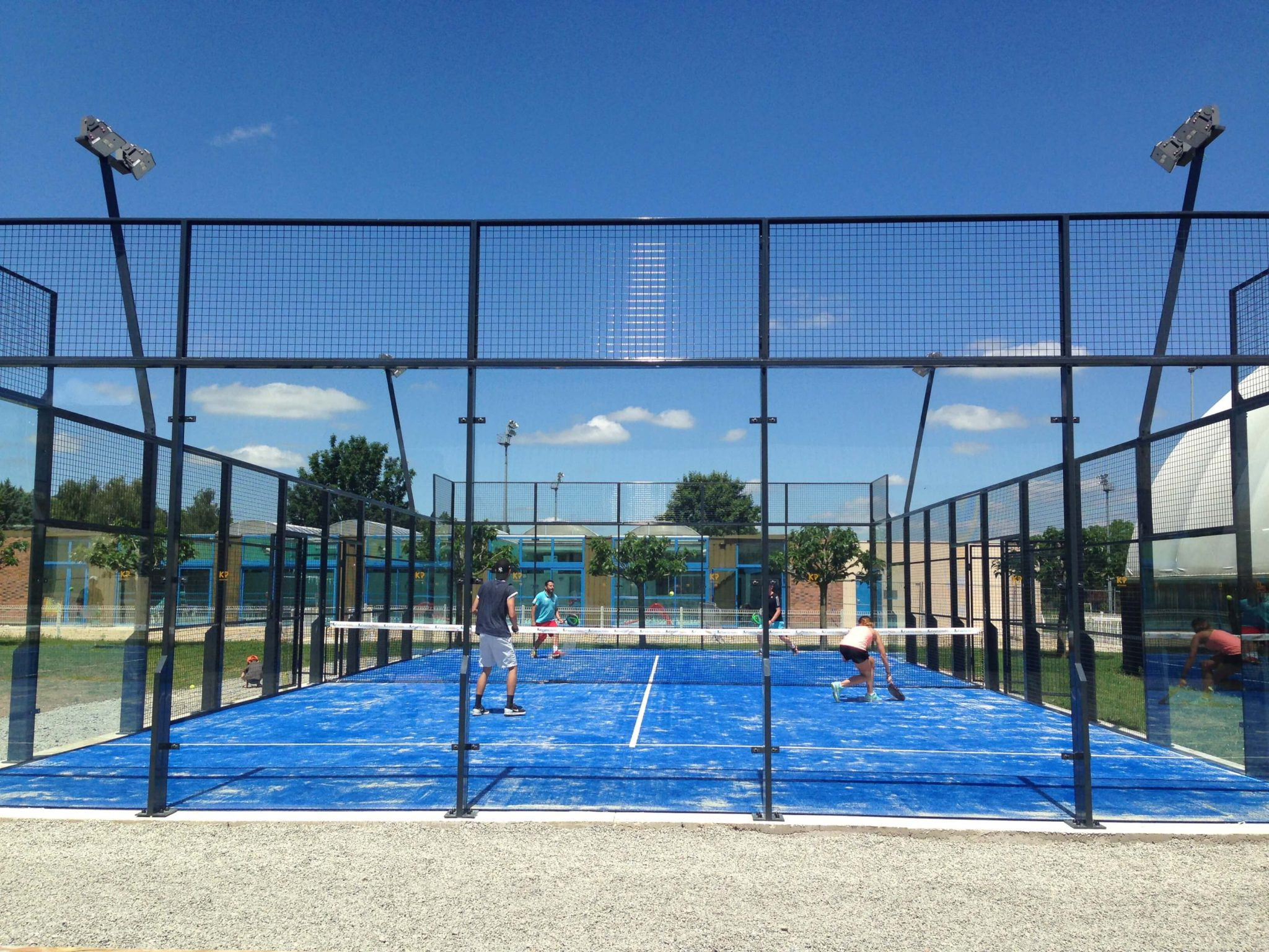 Le Tennis Club de Gannat organise son P100