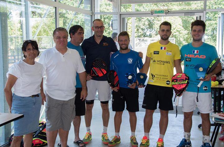 Alquier / Vandaele y Blanqué / Bergeron en la liga Midi-Pyrénées
