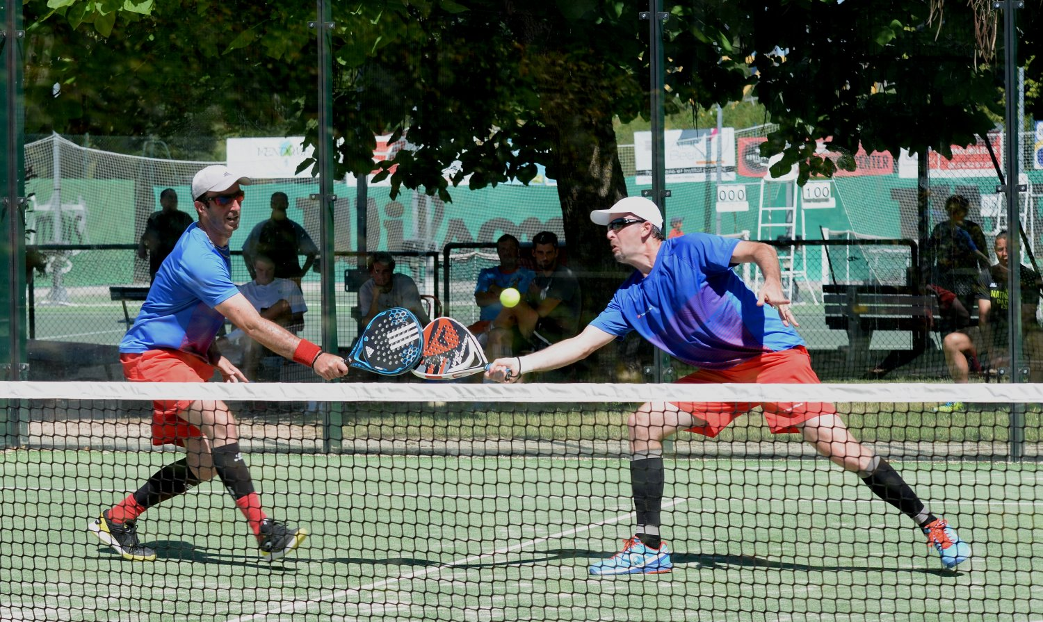 Amiot / Josse champion of the padel
